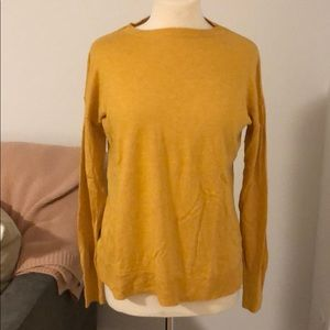 A new day crew neck sweater